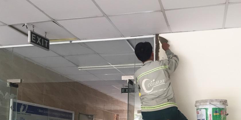 Thi công sửa chữa nhà chung cư
