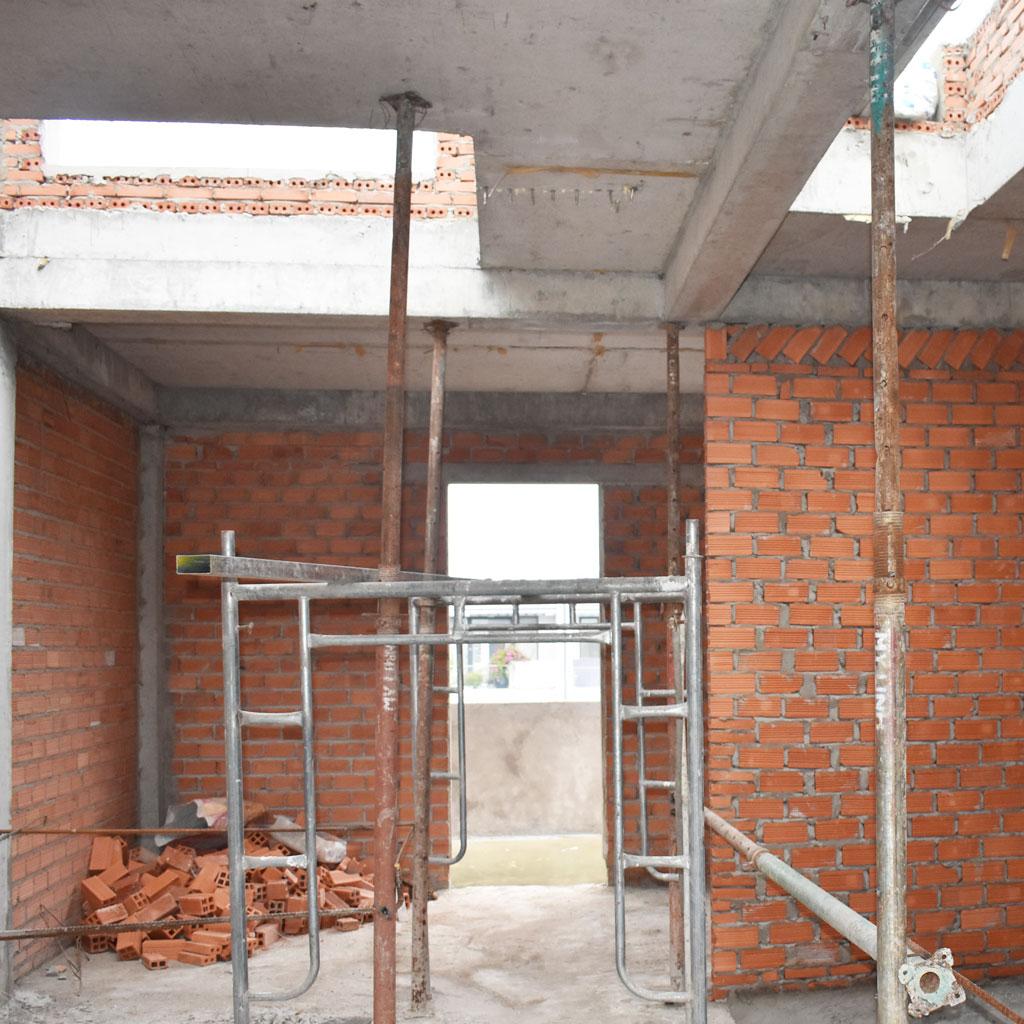 Biện pháp thi công xây nhà đảm bảo