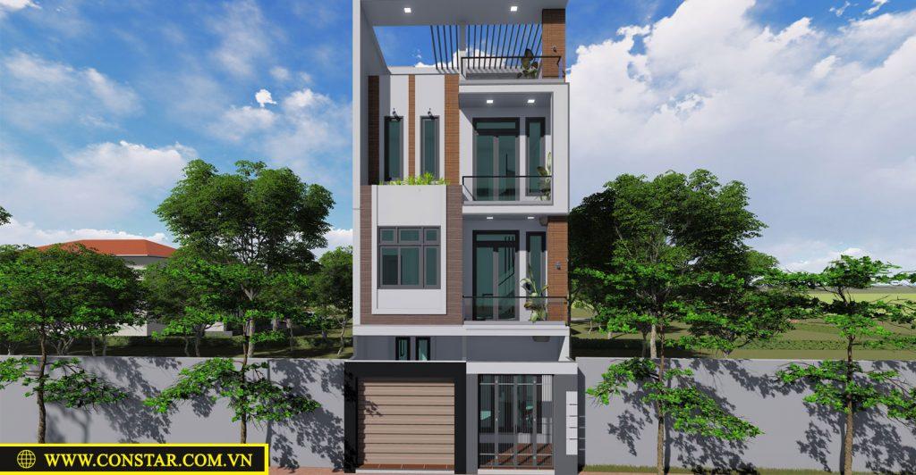 Công ty thiết kế và xây dựng nhà ở Quận Bình Thạnh.