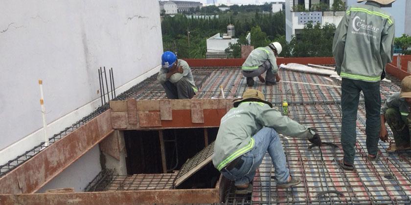 công ty xây dựng quận 9 uy tín