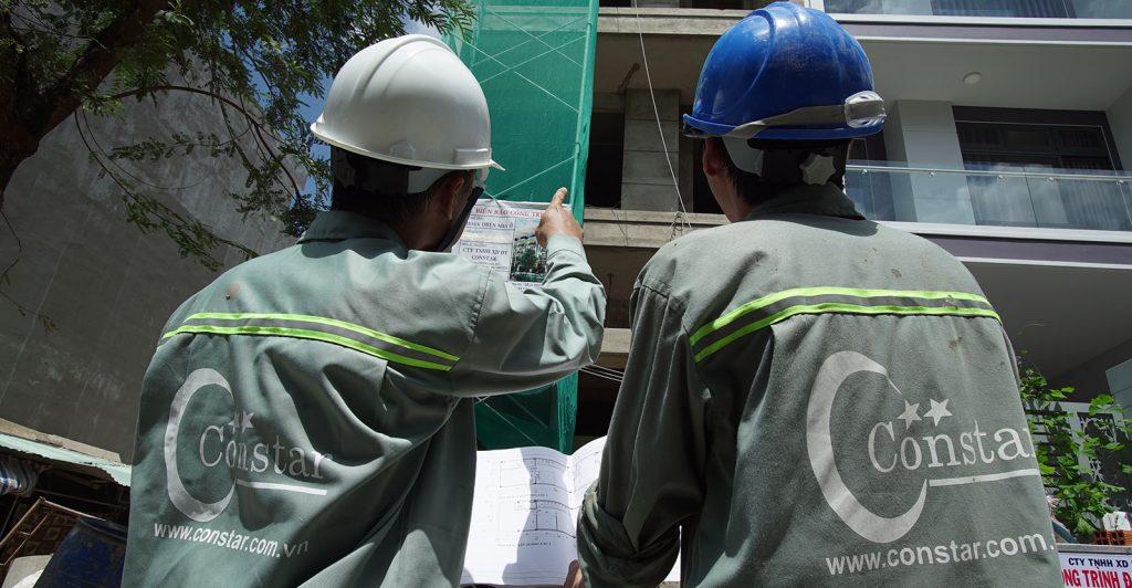 Nhà thầu xây dựng nhà ở Dĩ an và Thuận An, tỉnh Bình Dương.