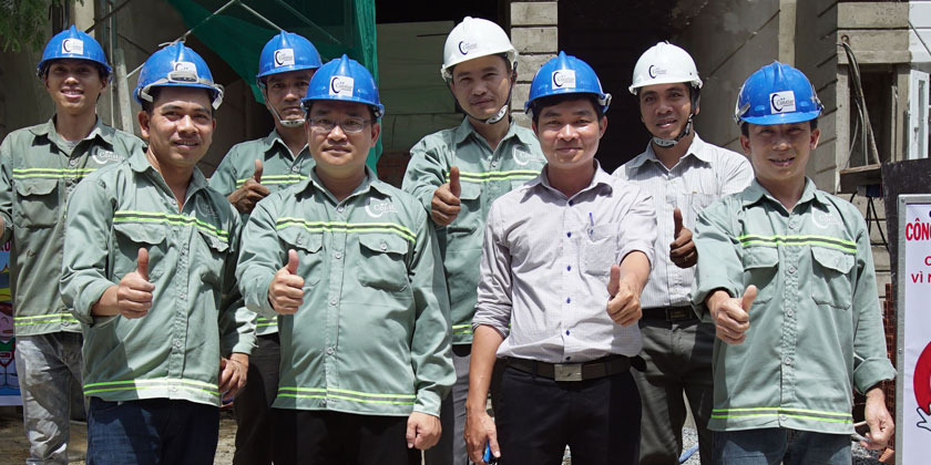 thi công xây dựng nhà ở constar