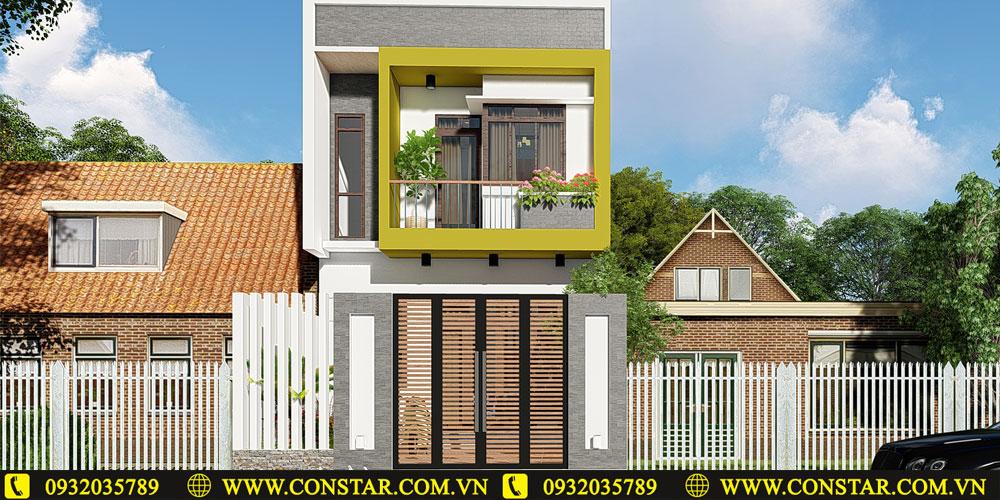 Công ty thiết kế xây dựng nhà ở phần thô và trọn gói Thuận An-Bình Dương.