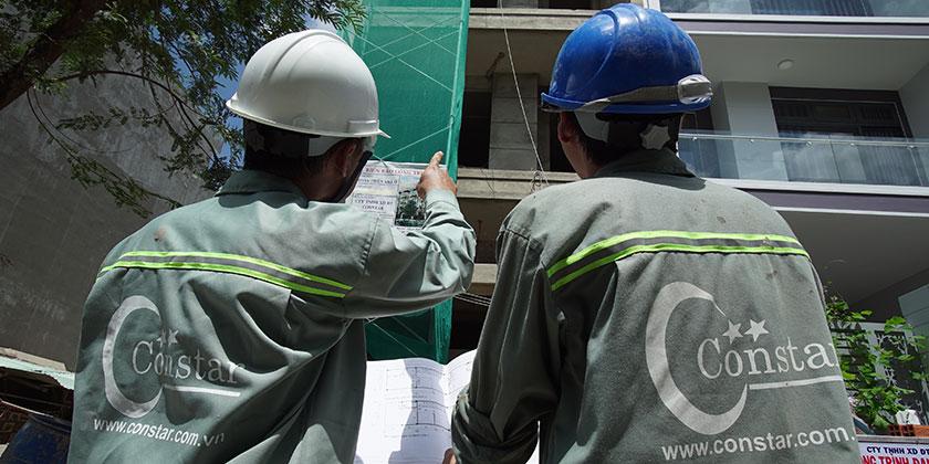 Công ty thiết kế xây nhà phần thô và trọn gói Quận Bình Thạnh.