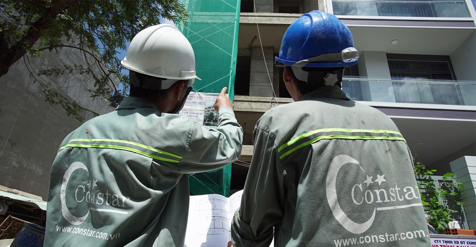 Công ty xây dựng nhà ở tại TpHCM