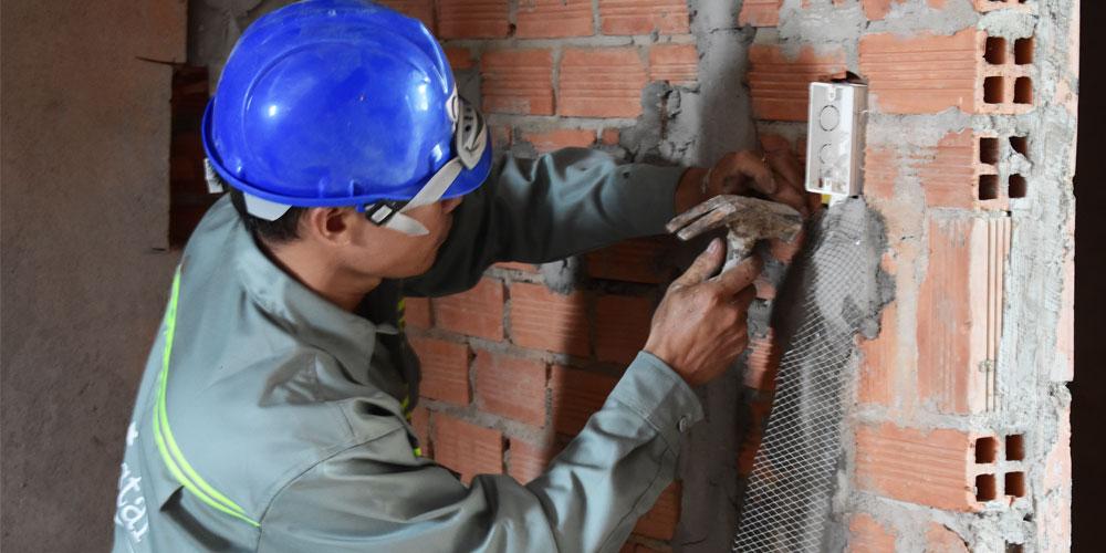 Nhà thầu xây dựng nhà ở phần thô và trọn gói quận Gò Vấp tin cậy | Công ty CONSTAR.