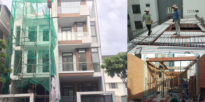 Xây dựng nhà phố tại quận thủ đức tphcm