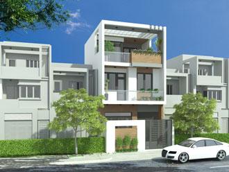 Báo giá mẫu thiết kế nhà phố đẹp.