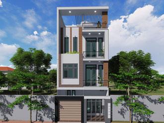 Báo giá thiết kế nhà đẹp Quận Bình Thạnh