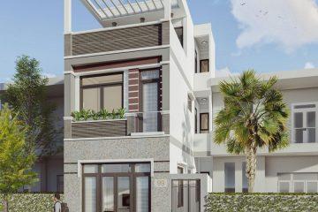 Thiết kế nhà phố Quận Bình Thạnh.