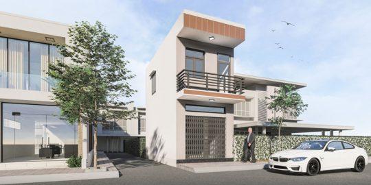 Thiết kế xây dựng nhà ở cho thuê kinh doanh tại Quận Bình Thạnh.